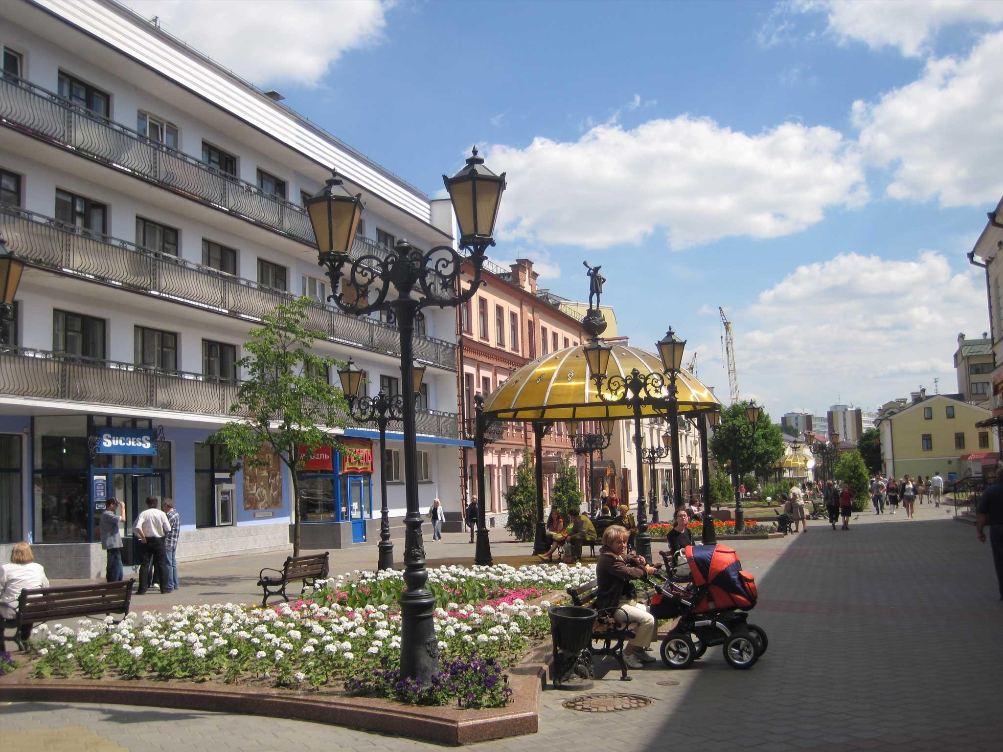 Человек досконально знающий город СанктПетербург и его