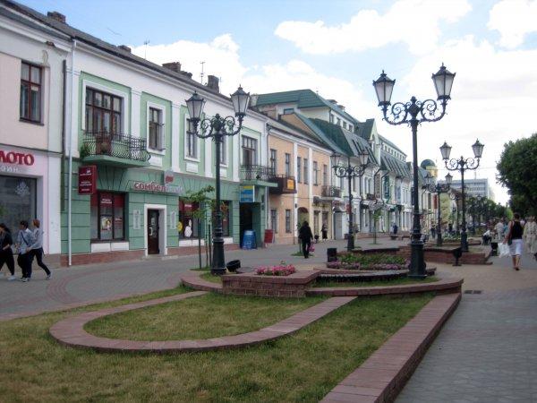 Улицы Бреста