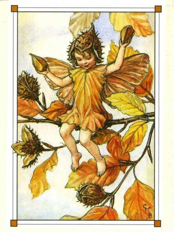 Осенний эльф