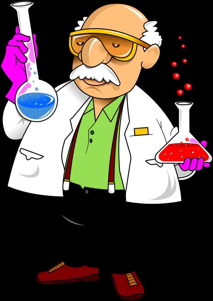 Смешная картинка по химии