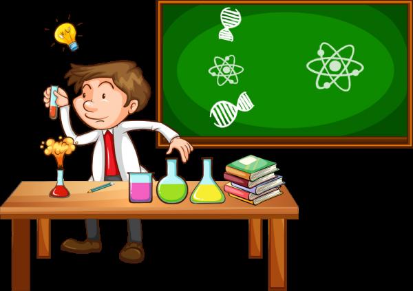 учитель химии