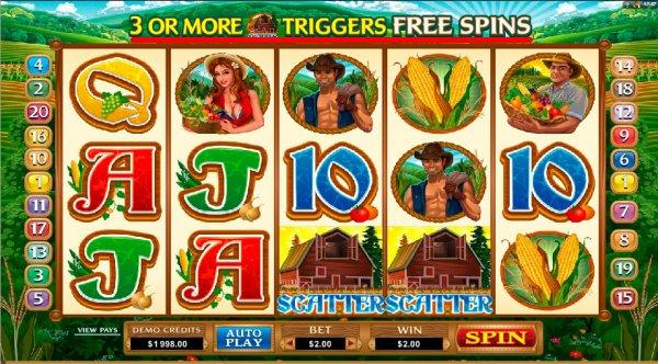 Дополнительные функции слотов в Columbus Casino